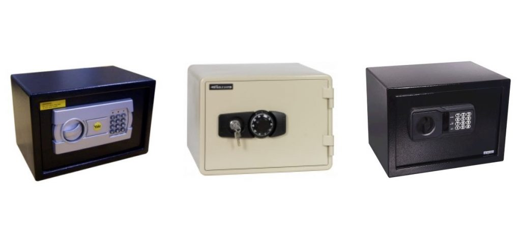 photos of the best safe boxes in Singapore