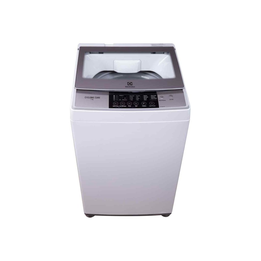 Electrolux EWT7588H1WB 7.5kg Cyclonic Care Top Load Washing Machine