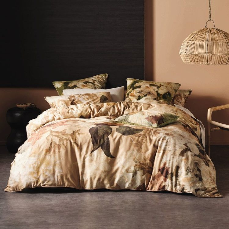 Linen House bed sheets on a bed