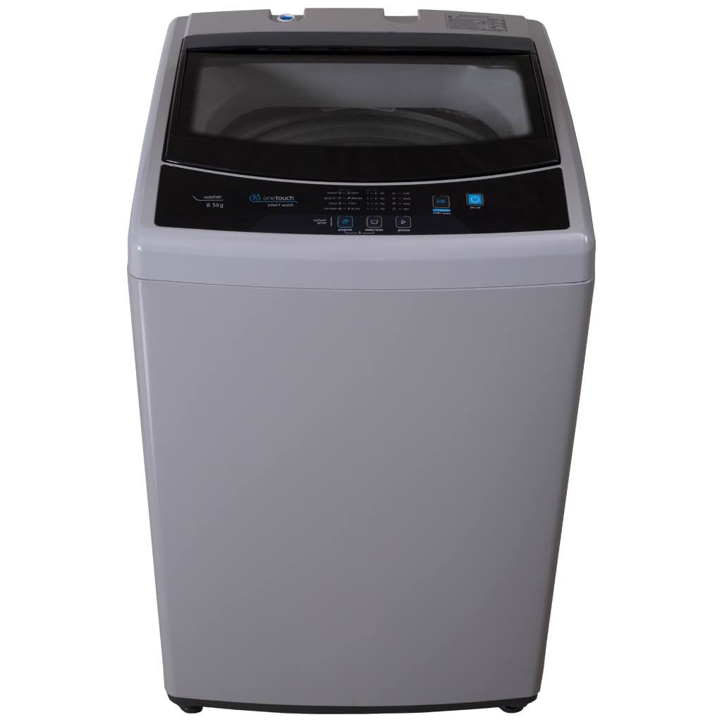 Midea MT740S 7kg Dark Grey Top Load Washing Machine