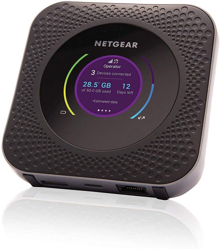 NETGEAR Nighthawk MR1100 Mobile Hotspot 4G Router