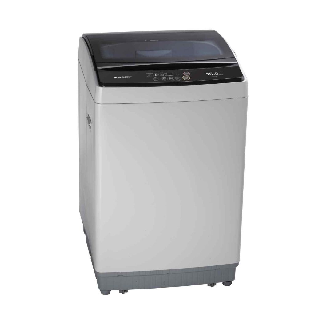 Sharp ESX156 15kg Top Load Washing Machine