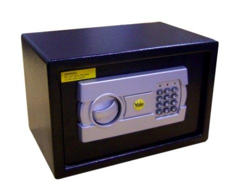 YALE Medium Sized Digital Safe YSFT-25ET Safe box